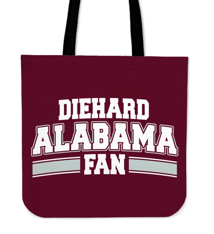 Alabama Football Tote