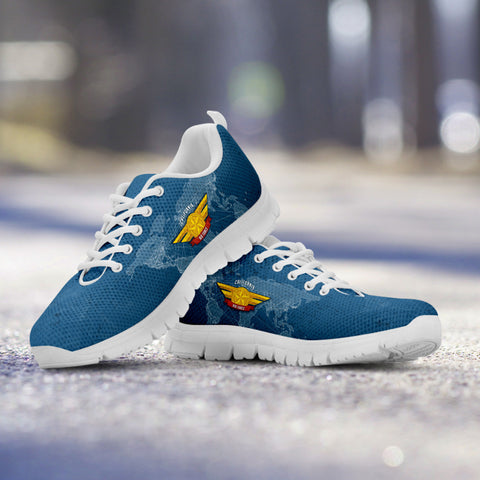 California Air Force Running Shoes