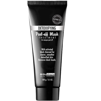 BIO-MIRACLE Charcoal Peel Off Face Mask