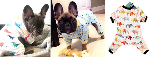French Bulldog Onesies Pajamas