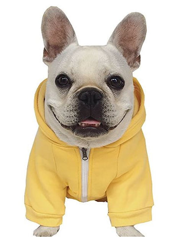 french bulldog clothing hoodie