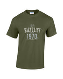 Bicyclist Since the 1970's