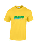 Road Cycling T Shirt