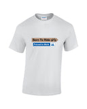 Mountain Bike Rider T Shirt
