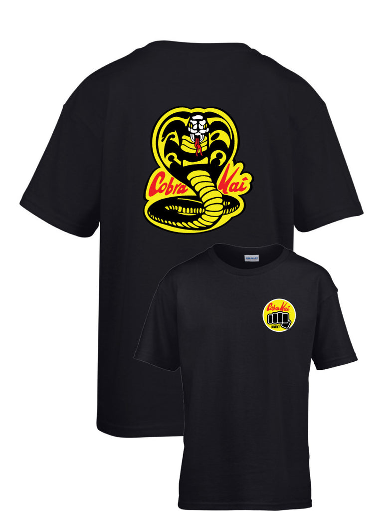 Cobra Kai No Mercy Kids