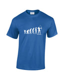 Archery T Shirt - Blue