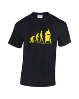 Evolution T Shirt - Batman