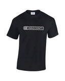 Innocenti Mini badge print t shirt