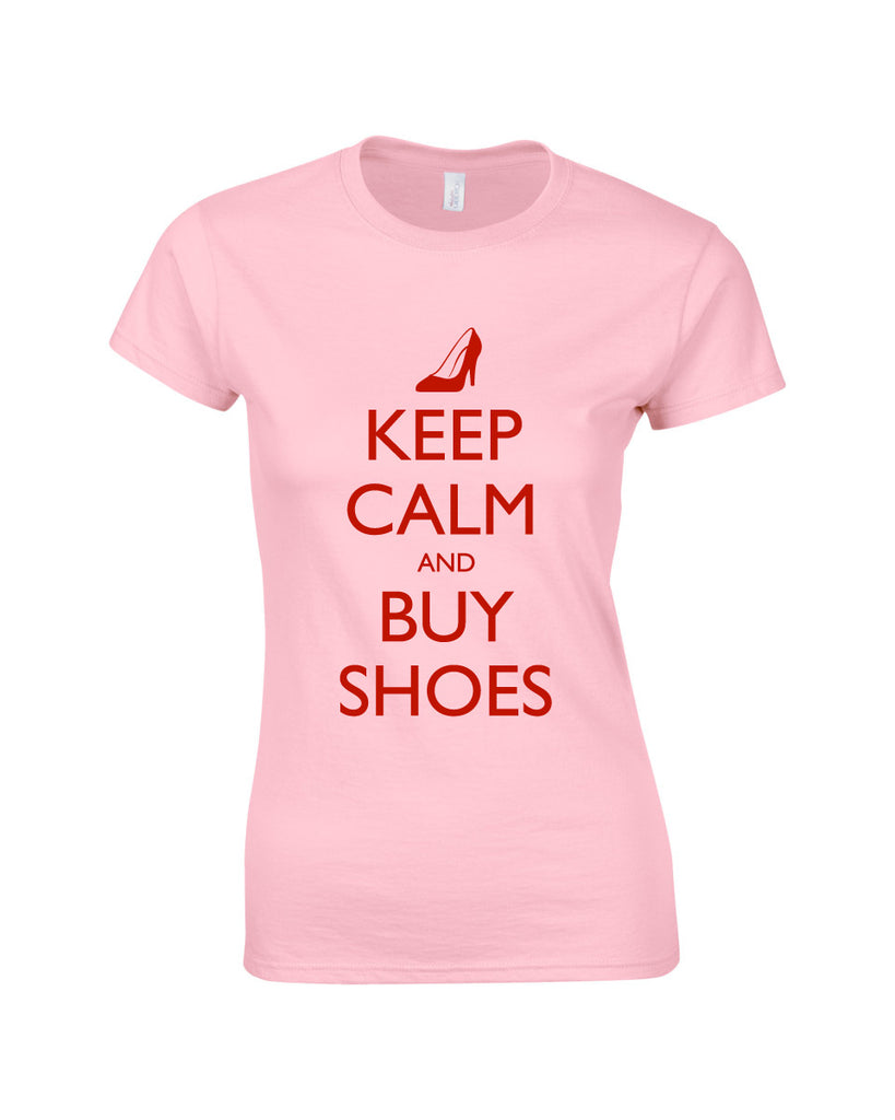 Keep Calm & Buy Shoes