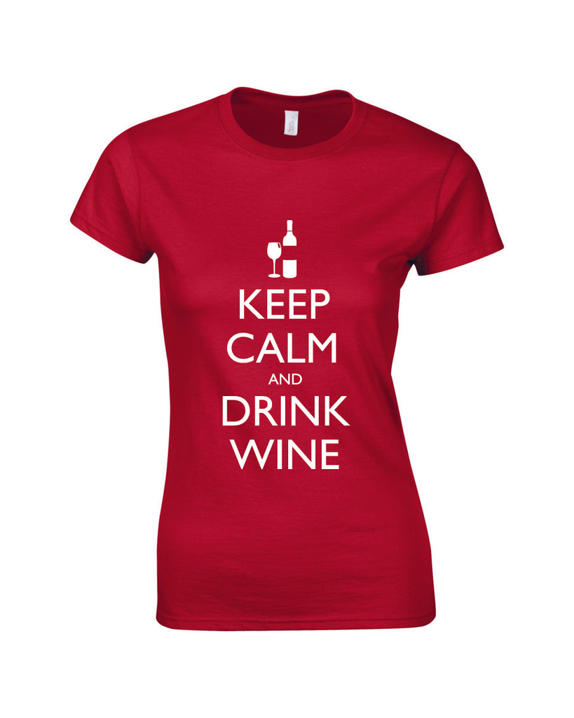Keep Calm & Drink Wine