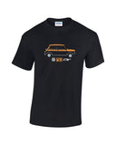 British Leyland 1275GT Mini Clubman T-Shirt