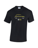 1970's British Leyland classic Mini t shirt