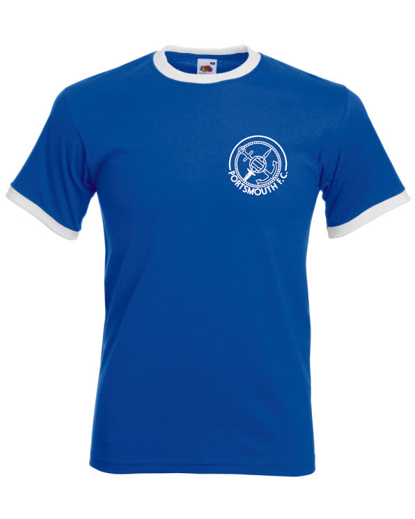 Portsmouth Retro Crest