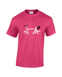 Personalised Mountain Bike t shirts