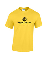 Speedwell tuning and performance print t shirt in 5 colours and a range of sizes at low prices. Quality print t shirt at unbeatable prices. Speedwell 60's tuning company t shirt.