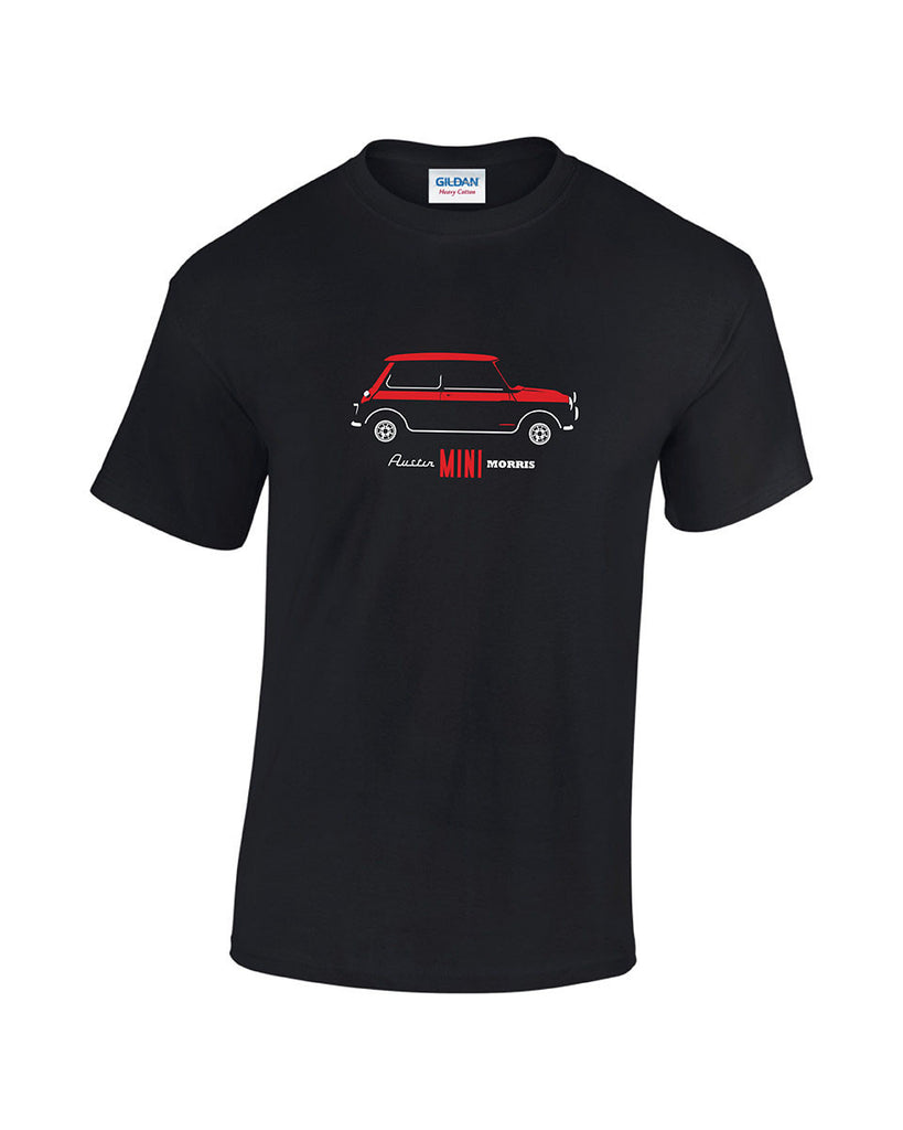 Italian Job classic Mini Cooper s - Tartan Red