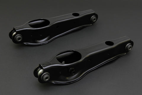 Hardrace Rear Lower Control Arms (Harden Rubber Bushings) 97-01 Integra Type R