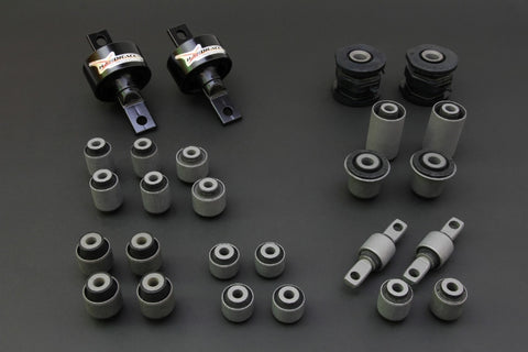 Hardrace Suspension Bushing Kit JDM SPEC 96-00 Civic EK EK4 EK9