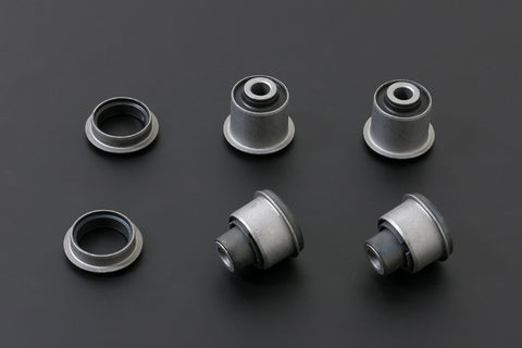 Hardrace Rear Knuckle Bushings / Axle Bushings 4pcs set 06-11 Civic FD FG