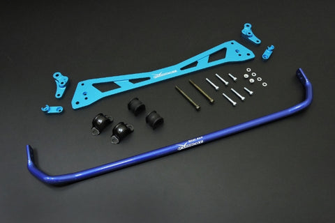 Rear Sub-Frame and Rear Sway Bar 25.4mm - Civic 92-95 | Del Sol 93-97 | Integra 94-01 none Type R