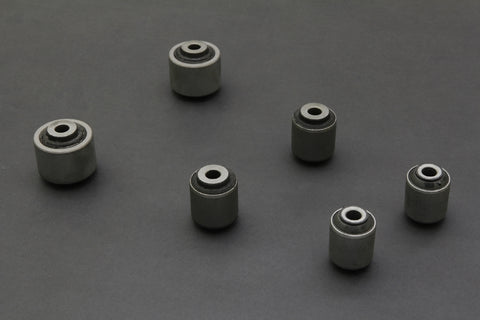 EVO 4-9 REAR LOWER ARM BUSH-ALUMINUM BODY (HARDEN RUBBER) 6PCS/SET