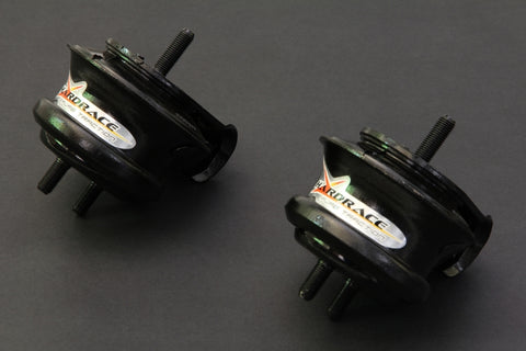 SKYLINE R33/R34 2WD - HICAS USE ONLY HARDEN ENGINE MOUNT 2PCS/SET