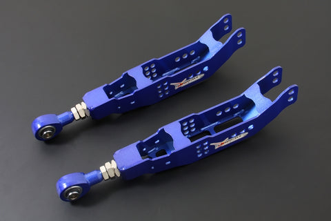 IMPREZA 07- STI/GRB LEGACY 10- BM/BR -  OUTBACK 10- FT86 / FR-S / BRZ / FORESTER SH-SJ REAR LOWER CONTROL ARM /CAMBER KIT /  EXTREME LOW USE (PILLOW BALL) 2PCS/SET  EXTREME LOW USE - FOR CAR LOWER 2""