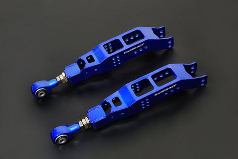 IMPREZA 07- STI/GRB LEGACY 10- BM/BR -  OUTBACK 10- FT86 / FR-S / BRZ / FORESTER SH-SJ REAR LOWER CONTROL ARM /CAMBER KIT /  (HARDEN RUBBER) 2PCS/SET  EXTREME LOW USE - FOR CAR LOWER 2""