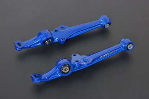 Hardrace Front Lower Arms (Pillow Ball) 88-91 CRX Civic EF