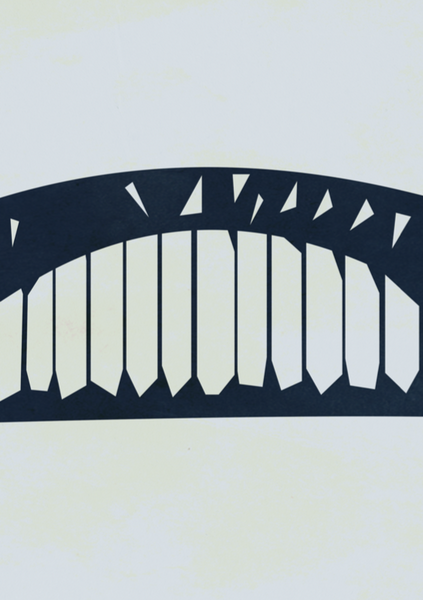 Simple Harbour Bridge