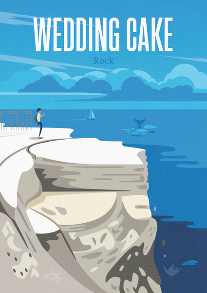 Wedding Cake Rock