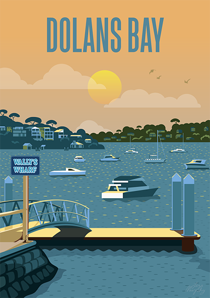 Dolans Bay Port Hacking