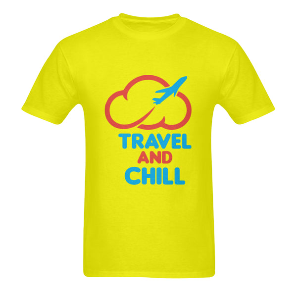 Men's Travel and Chill T-Shirt