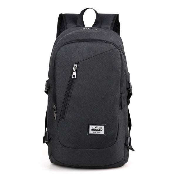 USB Charging Travel Backpack