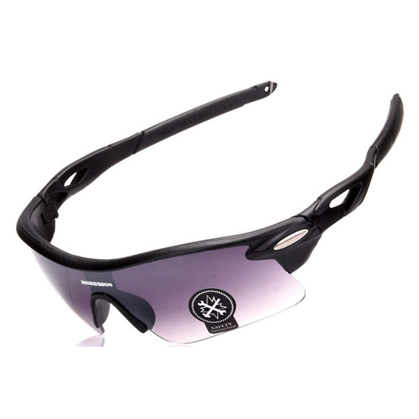 Sporty Retro Sunglasses for Men