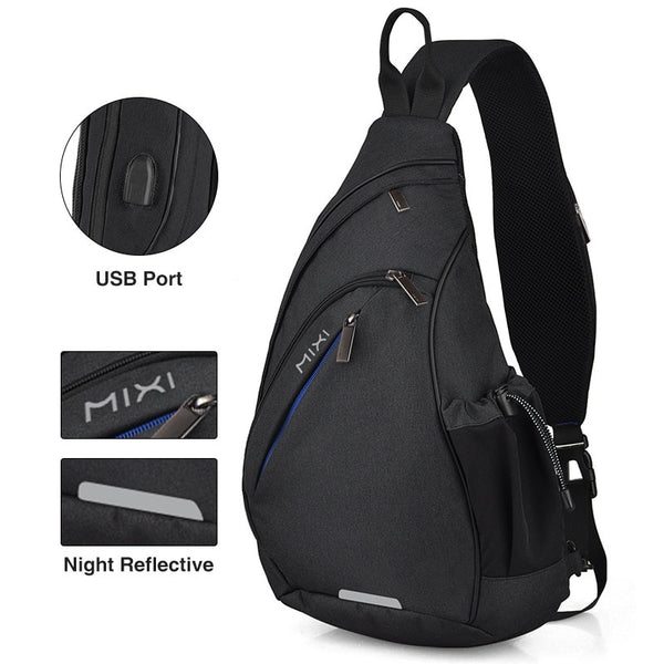Shoulder Backpack for Work or Travel