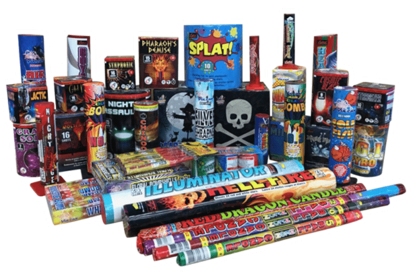firework assortments