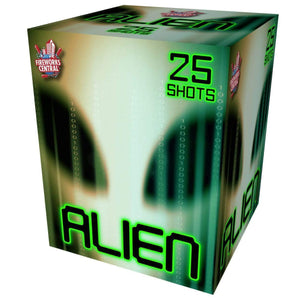 Fireworks Central Cakes Alien