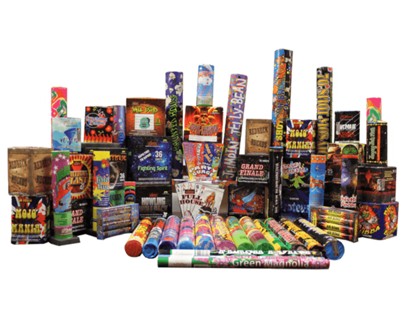 Mystical Fireworks Assortments Big Easy