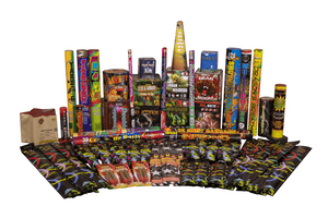 Fireworks Central Assortments Birthday Party Party Pack