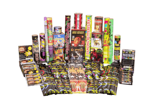 Fireworks Central Assortments Camping Pack Group Pack