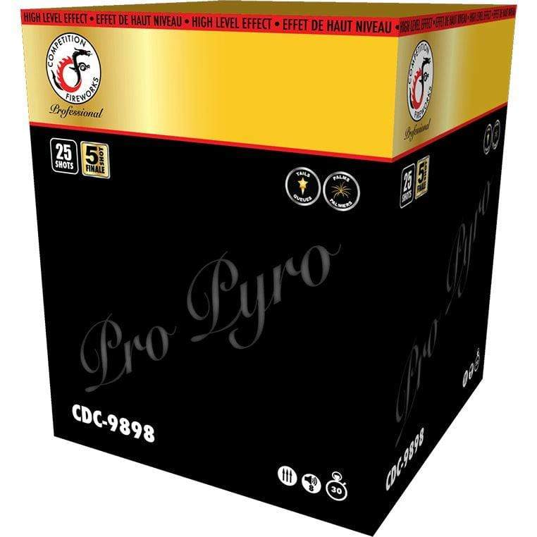 Competition Professional - Pro Pyro Cakes - Pro Pyro CDC-9898