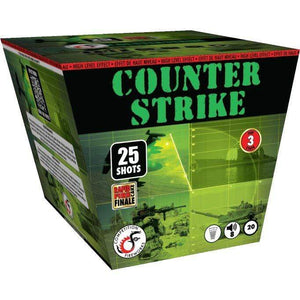 Competition Fireworks Fanned Cakes Counter Strike