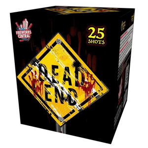 Fireworks Central Cakes 1 Piece Dead End