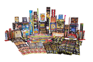 Fireworks Central Assortments Event Size (31+ People)