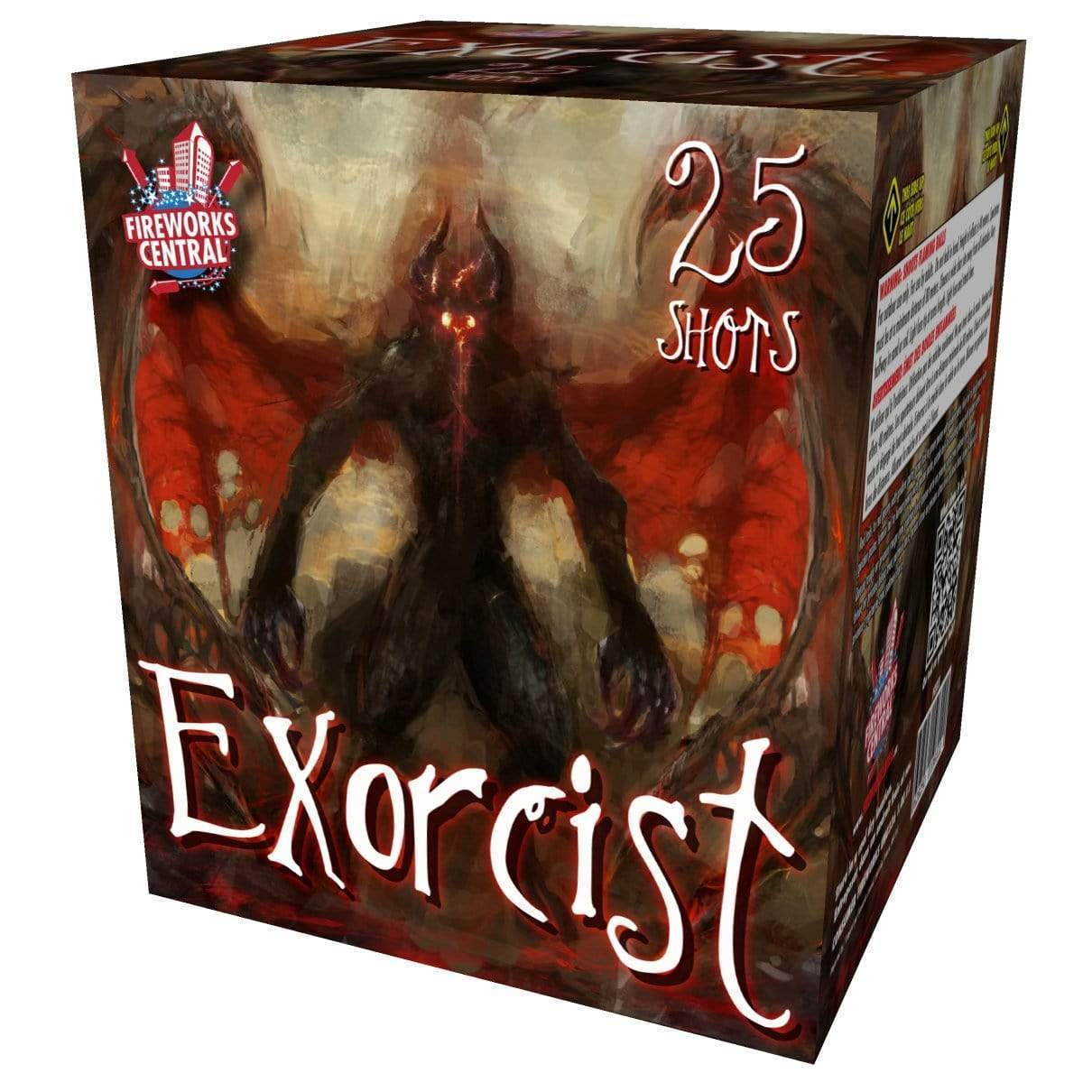 Fireworks Central Cakes Exorcist