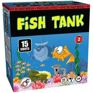 Competition Fireworks Cakes Fish Tank