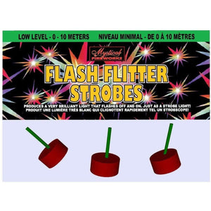Mystical Fireworks Miscellaneous Flash Flitter Strobes