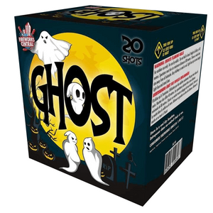 Fireworks Central Cakes 1 Piece Ghost
