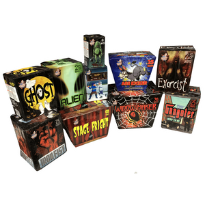 Fireworks Central Assortments Halloween Assortment